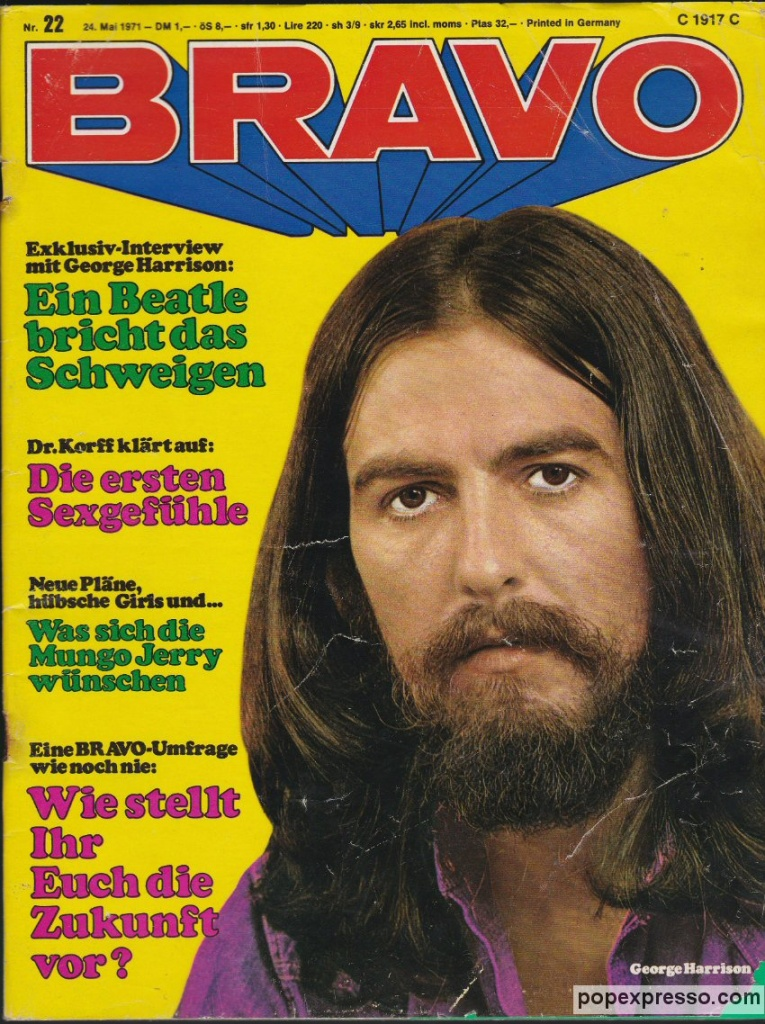 10 Fantastic Bravo Magazine Covers From The 1970 S Pop Expresso