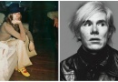 The moment David Bowie and Andy Warhol met