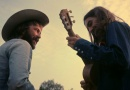 """In 1968 Eric Clapton records the lead guitar for The Beatles """"While My Guitar Gently Weeps"""""""