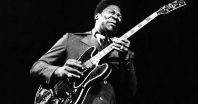 B.B King's Birthday Blues