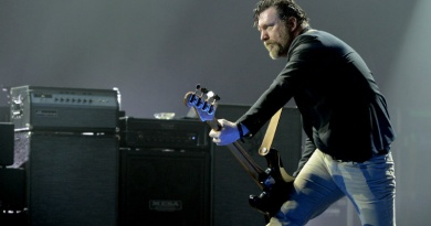 Soundgarden's Ben Shepperd turns 52 today