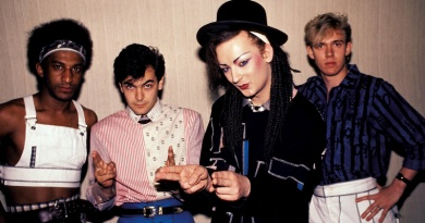 """Karma Chameleon"" gives Culture Club another hit in 1983"