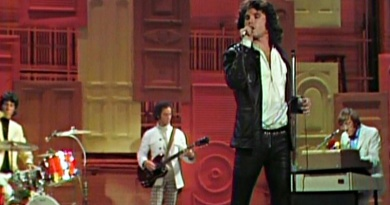 In 1967 The Doors are banned from The Ed Sullivan Show