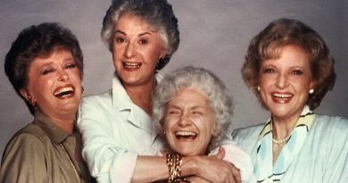 Which Golden Girl are you?