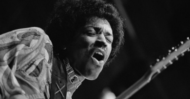 Looking back at the life and career of the legendary Jimi Hendrix