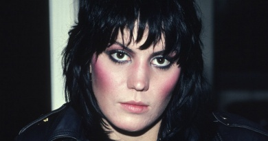 Rock icon Joan Jett turns 60