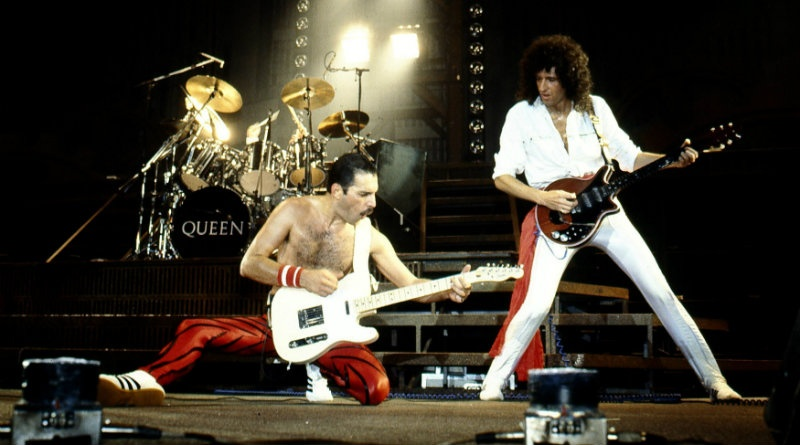 The Top 10 Greatest Queen Live Performances