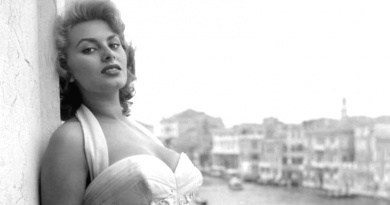 Icon and Diva Sophia Loren turns 86 today