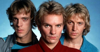 """The Police another hit with """"Don't Stand So Close To Me"""" in 1980"""