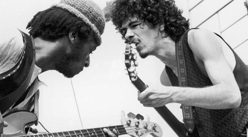 """Revisiting """"Santana"""", the 1969 debut album of the San Francisco band Santana"""