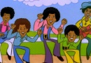 The Jackson Five turn into cartoons on ABC in 1971