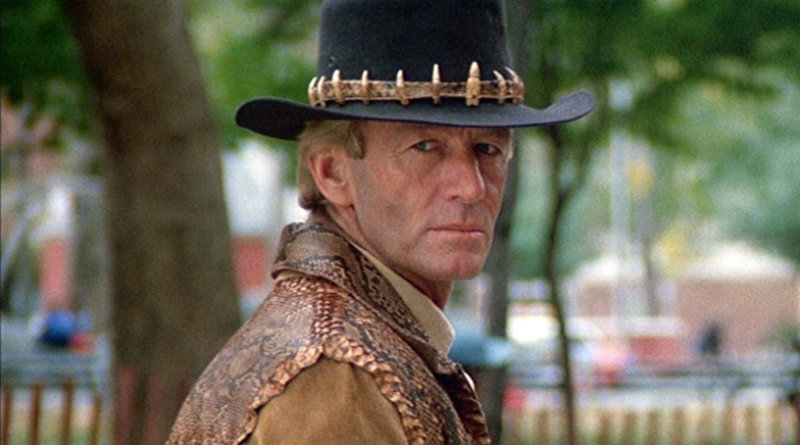 Iconic Quot Crocodile Dundee Quot Paul Hogan Turns 78 Today Pop