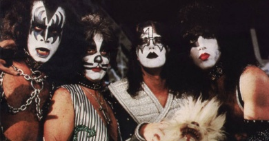 "In 1978 ""KISS Meets the Phantom of The Park"""