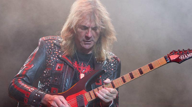 Judas Priest's Glenn Tipton turns 73