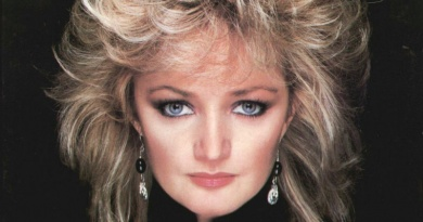 """In 1983 Bonnie Tyler eclipses every other song in the charts with """"Total Eclipse Of The Heart"""""""