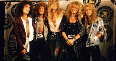 "Whitesnake's ""Here I Go Again"" hits No.1 on Hot 100 in 1987"