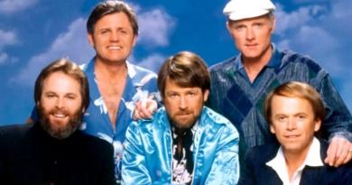 "The Beach Boys return to the charts in 1988 with ""Kokomo"""