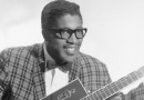 In 1955 Bo Diddley is banned from The Ed Sullivan Show