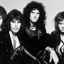 "In 1975, Queen's ""Bohemian Rhapsody"" charts at No.1 for the first time"