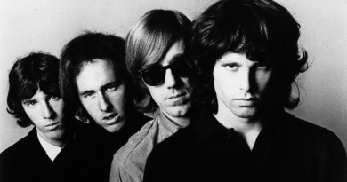 The Doors sign with Elektra Records in 1966