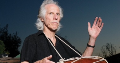 The Doors influential drummer John Densmore turns 75 today