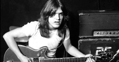 BREAKING: Malcolm Young Dead At 64