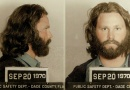 In 1969 Jim Morrison turns himself in to the FBI