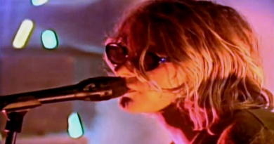 "Nirvana performed an unique version of ""Smells Like Teen Spirit"" on the British TV show Top Of The Pops on this day in 1991"