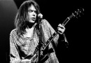Influential singer-songwriter Neil Young turns 74 today