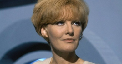 British singer and actress Petula Clark turns 87 today