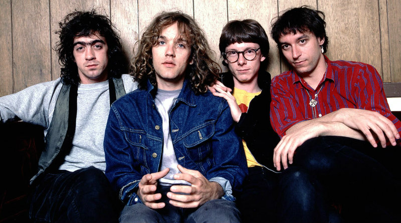 """R.E.M. gets their first Top 10 Hit in 1987 with """"The One I Love ..."""