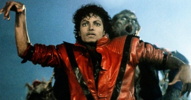 "In 1983 Michael Jackson's ""Thriller"" changes the game for music videos"