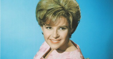 Singer Brenda Lee turns 74 today