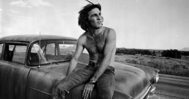 Dennis Wilson, the freedom lover Beach Boy was born on this day in 1944