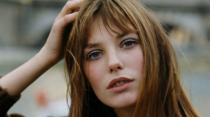1960's Fashion icon, actress and singer Jane Birkin was born on this day in 1946
