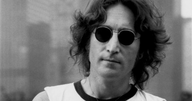 John Lennon was murdered on this day in 1980