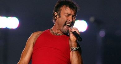 The legendary Bad Company and Free vocalist Paul Rodgers turns 68 today