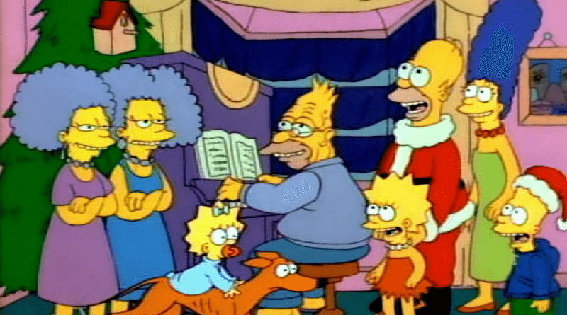 D'oh! The most famous American family in the world, The Simpsons turns 28 today