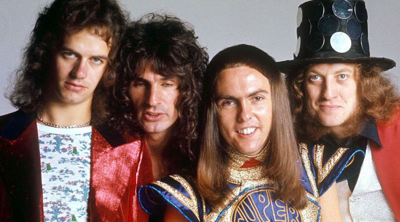 the glam rock song merry xmas everybody by slade reached no1 on this day in 1973 - Slade Merry Christmas Everybody