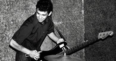 Influential Alternative Rock Bassist Mike Watt Turns 60 today