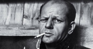 Expressionist movement painter Jackson Pollock was born on this day in 1912
