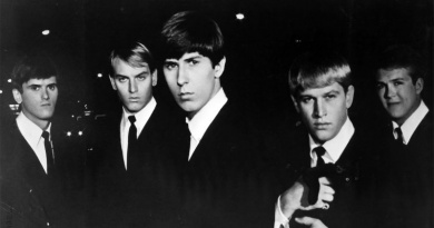 "The Kingsmen were No.1 on the US Cash Box music chart with the controversial ""Louie Louie"""