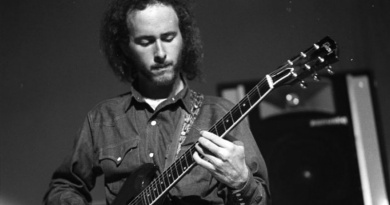 The Doors guitarist Robby Krieger turns 75 today