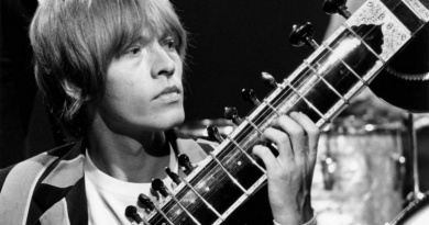 The legendary Brian Jones was born 78 years ago today