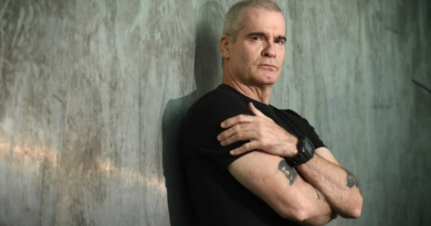 Henry Rollins turns 57 today