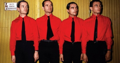 "The 1981 reissued electronic classic ""The Model"" by Kraftwerk peaks to No.1 on this day in 1982"