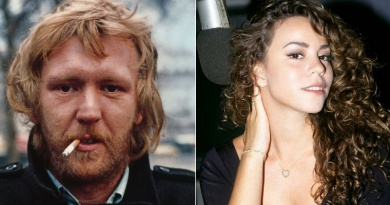 """On this day, 22 years apart, both Harry Nilsson in 1972 and Mariah Carey in 1994, climb to No.1 with Badfinger's song """"Without You"""""""