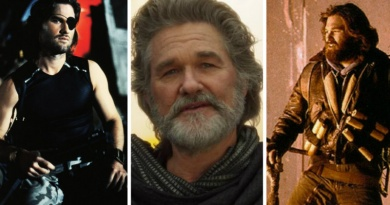 On his 68th birthday, check the Top 5 Kurt Russell Movies