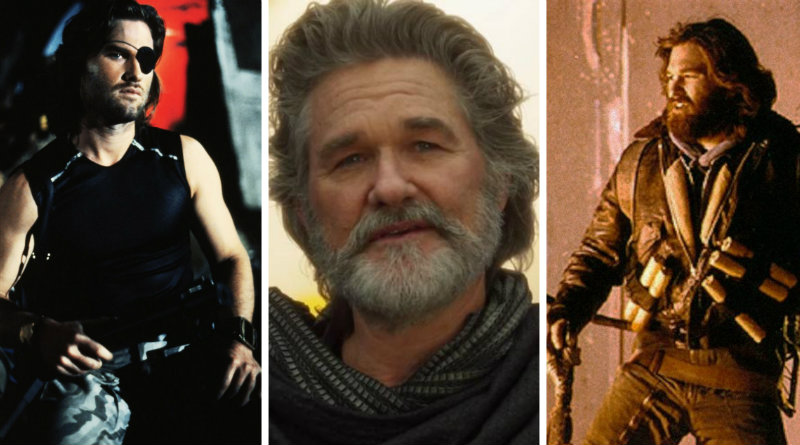 On his 67th birthday, check the Top 5 Kurt Russell Movies