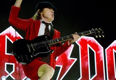 We salute Angus Young on his 63rd birthday with a Top 10 AC/DC songs